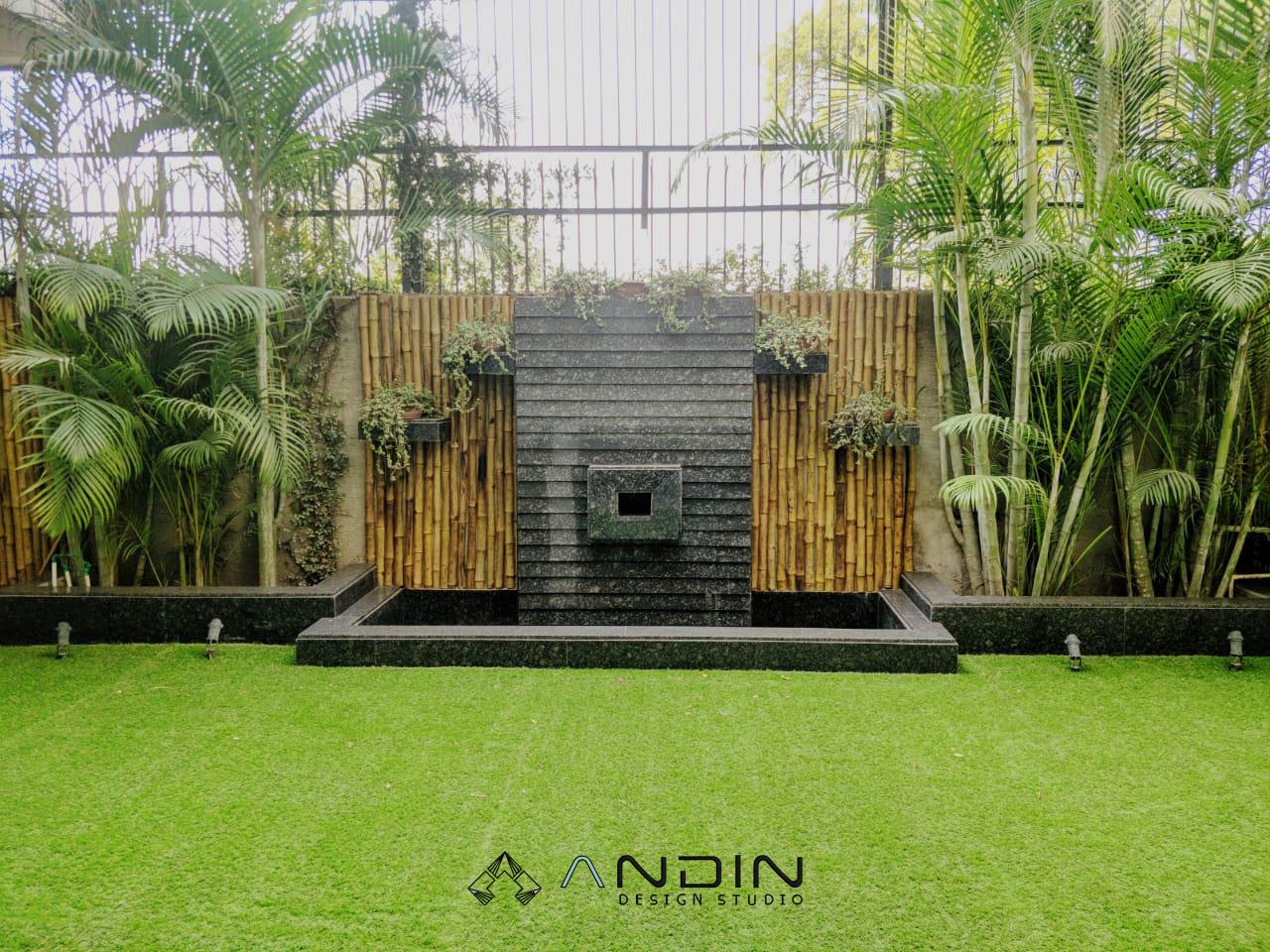 BACKYARD GARDEN FOR SINGER NIDHI NARANG [AMBALA]
