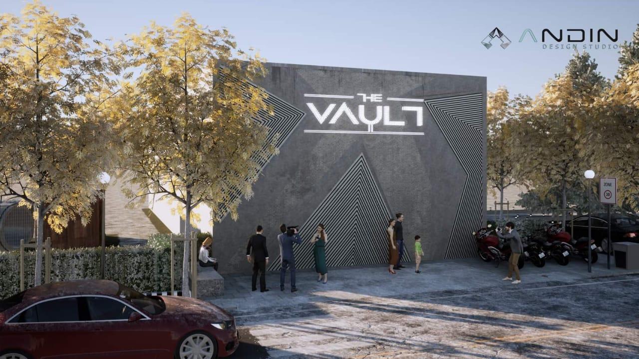 THE VAULT – [ CHANDIGARH ]